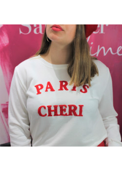 SWEAT PARIS CHERI